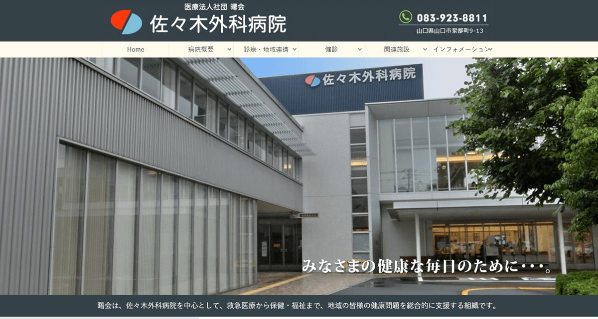 曙会 佐々木外科病院